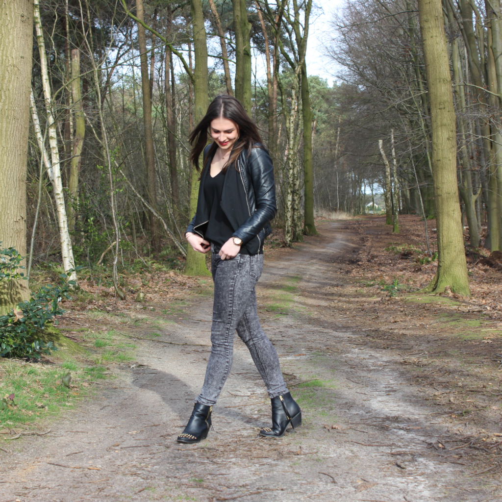 Outfit | Highwaisted Jeans