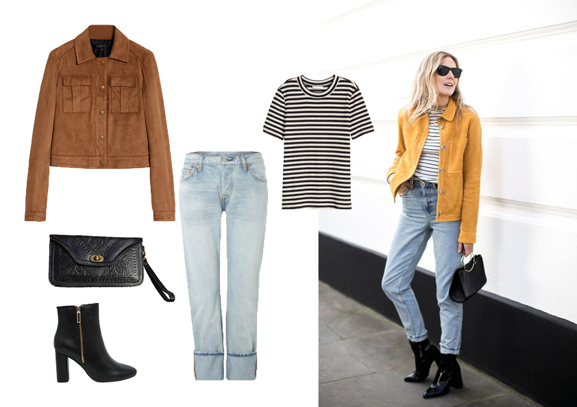 wishlist spring look