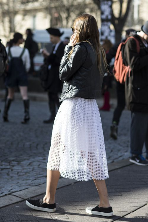 Paris Fashionweek day 8, fw 2014, at Miu Miu, carlotta oddi
