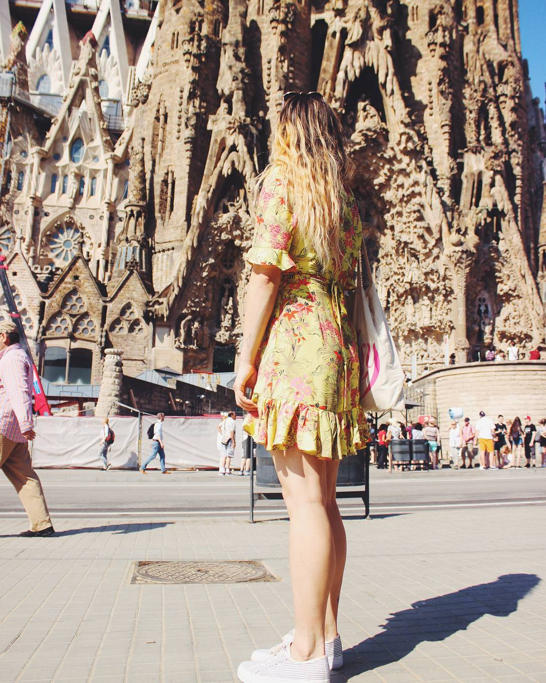 sagrada familia  throwback barcelona Continue Reading rarr